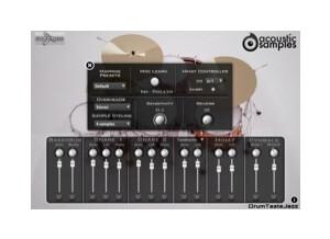 AcousticsampleS DrumTasteJazz (75164)
