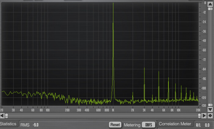 Behringer X32 Producer : 26 thd 6dbs comp at 5ms release 28ms hold 1ms peak detector