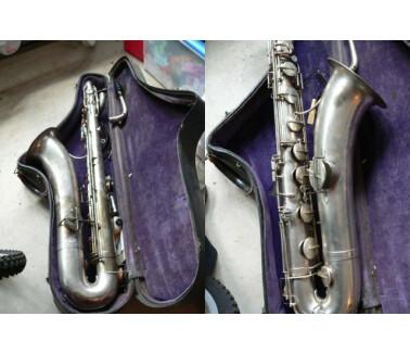 Buffet Crampon Saxophone Baryton