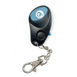 Dunlop Pick Holder Keychain with LED light : Pick Holder Keychain with LED light (Article)