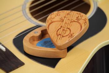 Masterpiece Guitar Pick Box : Masterpiece Guitar Pick Box (Article)