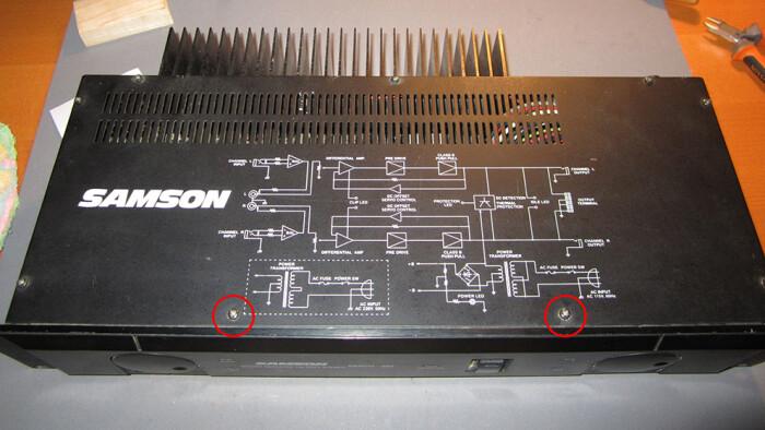 Samson Technologies Servo 260 : Samson Technologies Servo 170 (79089)