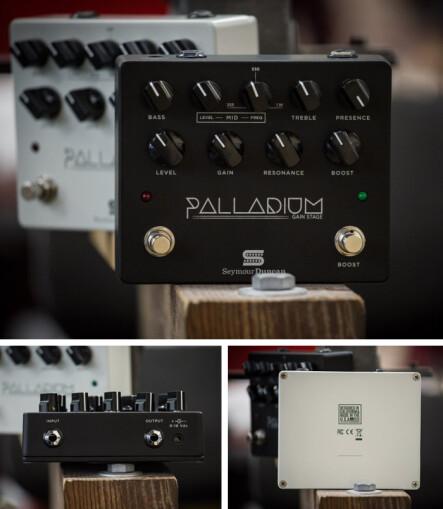 Palladium Gain Stage Pedal