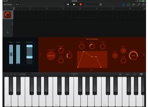 Nikolozi Meladze NS1 – Virtual Analog Synth Audio Unit