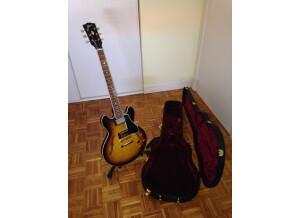 Gibson CS-336 Figured Top - Vintage Sunburst (43492)
