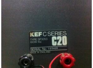 KEF C20