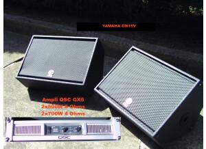 Yamaha CM115V (retour de sce?ne) copie