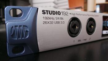 PreSonus Studio 192 : Presonus Studio 192 1