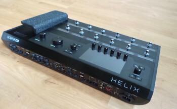 Line 6 Helix : Photos Test Helix Line 6 2