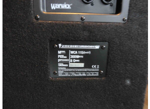 Warwick WCA 115