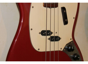 Tornade MS Pickups Mustang Bass Special