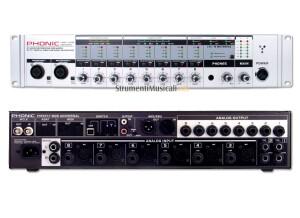 Phonic Firefly 808 Universal