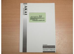 Akai REMIX 16 (70444)