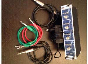 RME quad mic