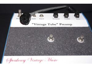 Speakeasy Vintage Music Vintage Tube Preamp Pedal