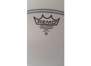Remo powerstroke 3 coated 22