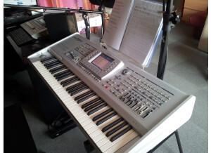 Clavier au studio