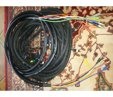 Hosa cables multipaires