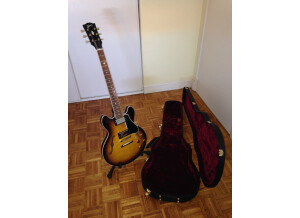 Gibson CS-336 Figured Top - Vintage Sunburst (996)