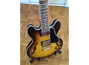 Gibson CS-336 Figured Top - Vintage Sunburst (97581)