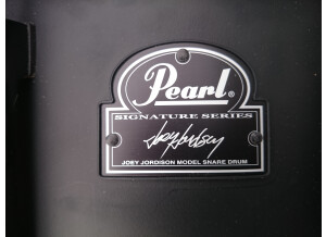 Pearl signature Joey Jordison (95090)