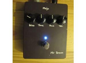 Mojo France Mr Brown