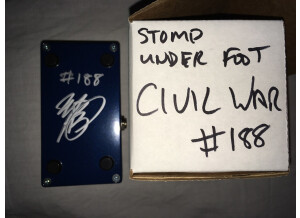 Stomp Under Foot Civil War (3783)