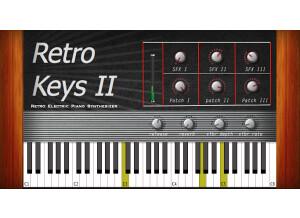 Greynote Music   Retro Keys 2