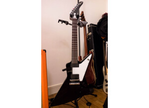 Gibson 7-String Explorer - Ebony (55477)