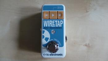 TC Electronic WireTap Riff Recorder : Photos Wiretap 1