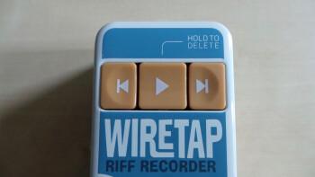TC Electronic WireTap Riff Recorder : Photos Wiretap 4
