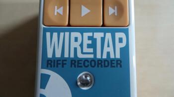TC Electronic WireTap Riff Recorder : Photos Wiretap 5
