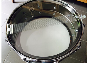 Ludwig Drums Black Beauty Brass Supra Phonic 14 x 6.5 Snare