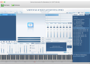 VSL (Vienna Symphonic Library) Vienna Instruments Pro 2