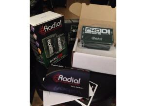 Radial Engineering ProDI (58555)