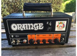 Orange #4 Jim Root Terror Head (89225)