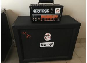 Orange #4 Jim Root Terror Head (34731)