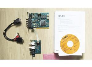 RME Audio DIGI9652 Hammerfall