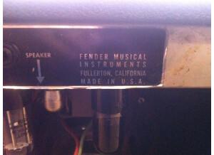 "Fender Champ ""Blackface"" [1964-1967]"
