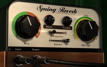 SoftTube Spring Reverb