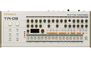 Roland TR-09 : tr 09 top gal