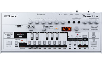 Roland TB-03 : tb 03 top gal