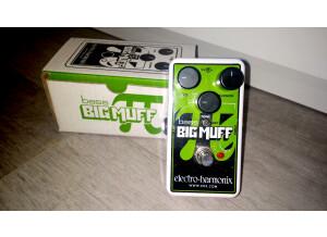 Electro-Harmonix Nano Bass Big Muff Pi (93205)