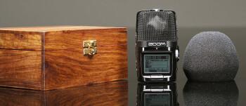 Brahma Microphones Brahma in Zoom : Brahma in Zoom 2