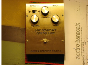 Electro-Harmonix Low Frequency Compressor