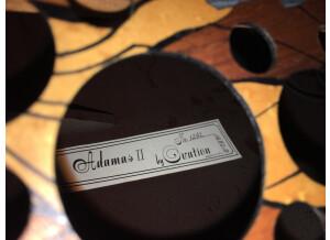 Adamas Guitars Adamas II