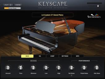 Spectrasonics Keyscape : C7