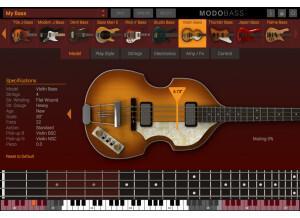 ikc L modobass model violin bass