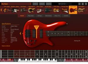 ikc L modobass model japan bass