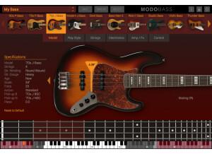 ikc L modobass model 70 j bass